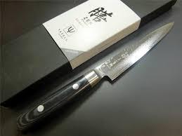 japanese yaxell zen 37 layers vg 10 damascus kitchen knife