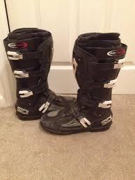 motocross boot sizing sidi motocross boots size 10 9 in trowbridge wiltshire gumtree