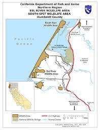 Eureka California Map Eel River Wildlife Area We U0027ve Moved To Www Legallabrador Org