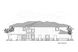6 Bedroom House Plans Luxury 6 Bedrm 6170 Sq Ft Luxury House Plan 107 1058
