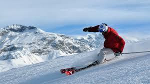 full hd wallpaper skis mountain downhill snow desktop backgrounds