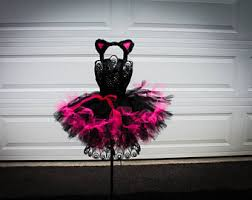 Toddler Cat Halloween Costume Toddler Cat Costume Etsy