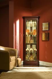 curio cabinet curio corner cabinet kitchen ideas lavish home