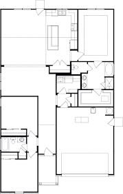 Beazer Home Floor Plans Georgetown Home Plan In Bella Vita Myrtle Beach Sc Beazer Homes