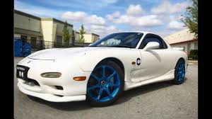gear baksa 5 1997 mazda rx 7 rs jdm import in canada youtube
