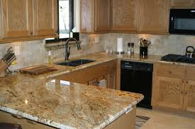 granite installations traditional kitchen oklahoma city by