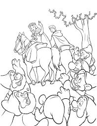 snow white 4 coloringcolor com