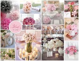 Blush Pink Decor by Wedding Ideas Pink And Grey Wedding Ideas I Like The Grey Table