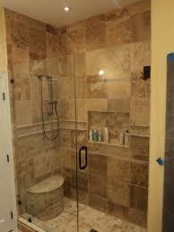 innovative stand up shower glass door custom glass shower door