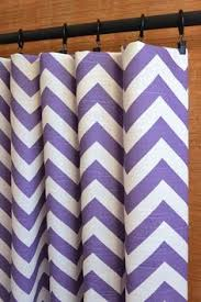 Purple Curtains For Nursery I Want These Curtains Bold Graphic Print