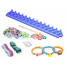 bracelet looms bands images Diy loom band bracelet making kit 600 rubber bands 25 s hooks jpeg