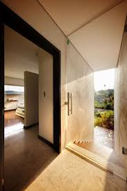 House Entry Designs Estar House By Rec Arquitectura