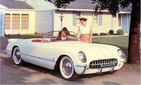 are all corvettes made of fiberglass early corvette history
