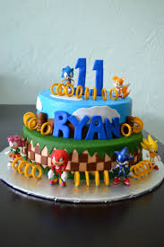 sonic the hedgehog cake topper sonic hedgehog cake topper for birthday the 3d toppers