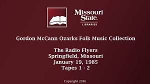 mccann radio flyer house concert january 19 1985 youtube