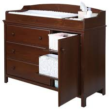 Buy Change Table South Shore Cotton Changing Station Sumptuous Cherry