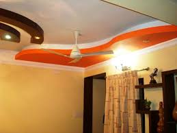 attractive simple ceiling for hall and false designs home decor