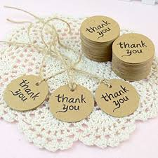 tags for wedding favors thank you tags for wedding favors