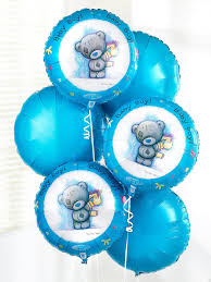 balloon delivery ta baby boy balloon bouquet from ferguson flowers