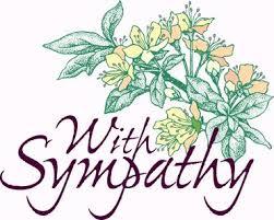 Sympathy Flowers Message - 30 sympathy message pictures