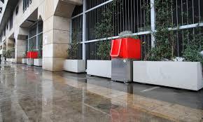Home Urinal by Paris Street Urinals Double As Mini Gardens