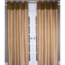 Emerald Curtain Panels by Glam Up Your Residence With Dupioni Silk Curtains Mccurtaincounty