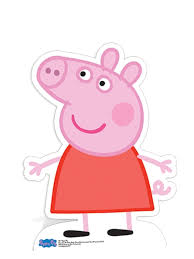 peppa pig party peppa pig cardboard cutout peppa pig party supplies party ark