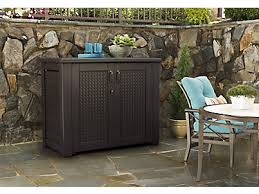 Rubbermaid Storage Cabinet With Doors Patio Chic Storage Cabinet Rubbermaid