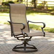 Jaclyn Smith Patio Furniture Replacement Parts by Jaclyn Smith Brookner Single Swivel Rocker Limited Availability