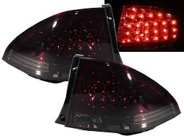 lexus lighting accessories crazythegod is200 is300 1999 2005 xe10 led tail rear light v1 red