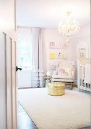 Baby Nursery A Baby U0027s Pink U0026 Dreamy Nursery U2014 Winter Daisy Interiors For
