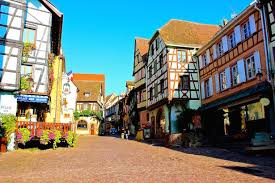 charming french village of riquewihr blueskytraveler com