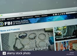 Federal Bureau Of Investigation Welcome To Fbi Milan Italy August 10 2017 Fbi Website Homepage It Is The