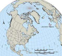 united states globe map journey tulip garden and climate change study