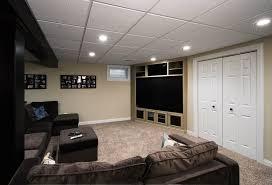 basement ceiling panels basement ceiling options for different