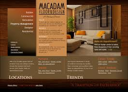 macadam floor and design davis digital