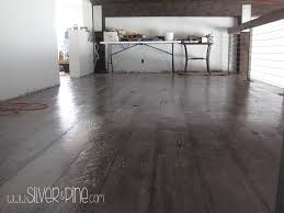 Laminate Floor Bulging Diy Plywood Floors Part Four Update And Summary Silver And Pine