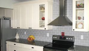 kitchen backsplashes with white cabinets white cabinets gray backsplash exitallergy com