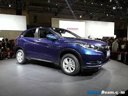 Honda Vezel Interior Pics Car Picker Blue Honda Vezel