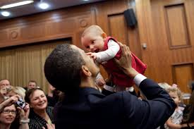 obama at desk 56 photos of obama with children business insider