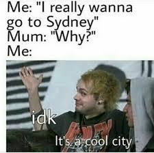 Sydney Meme - sydney meme tumblr