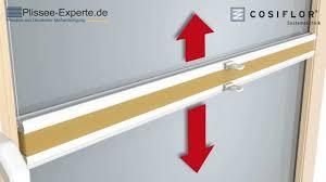 plissee ohne bohren plissee messen u0026 montage fenster ausmessen und plissee montieren
