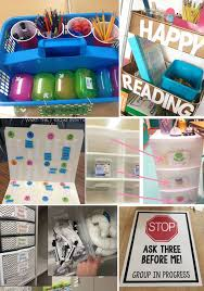 Guided Reading How To Organize Ideas For Organizing Guided Reading Supplies Materials In The