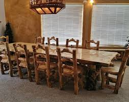 furniture laudable mexican rustic dining room sets memorable