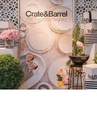 high end wedding registry wedding registry events crate and barrel