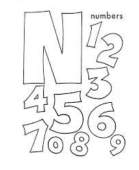 abc coloring sheet letter numbers coloring book alph