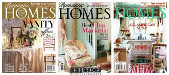 get inspired with the best print home decor magazines ever