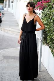 style long dresses for spring season