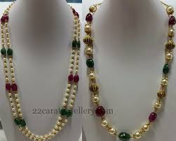 pearls beads necklace images Pathway to follow when choosing the best beads jewelry designs jpg