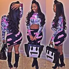 Urban Style Clothing For Women - kashdoll slay on fleek moschino crop top jumper sweater